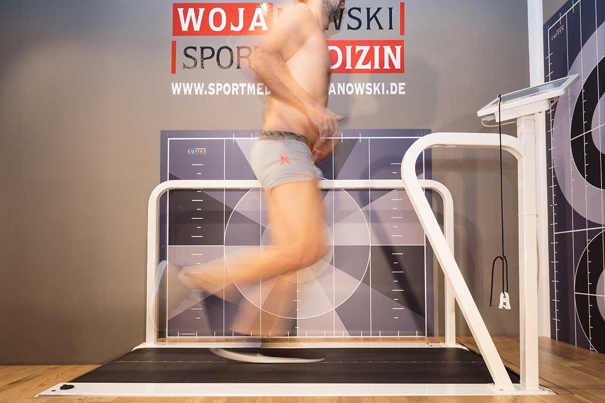 Sportmedizinische-Bewegungsanalyse-Wojanowski Lauflabor Vorschau
